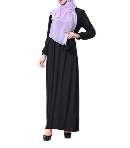 Musliaanse tunica, Arabische kleding van het Midden-Oosten, topjurk voor dames, stretch-tunica, jurken