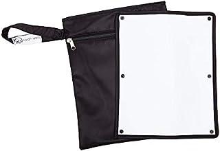 Sponsored Ad - Sarah Wells Pumparoo Wet/Dry Bag for Breast Pump Parts (Black)