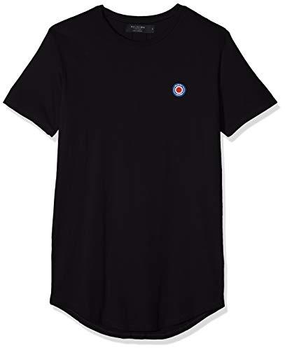 Religion Dice tee Camiseta, Negro (Black 002), Small para Hombre