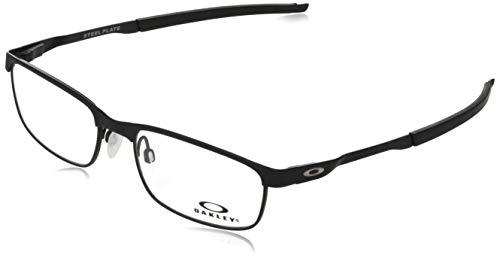 Oakley 3222, Monturas de Gafas para Hombre, Gris (Powder Coal), 52