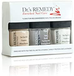 Dr s REMEDY French Manicure Pedicure WELLNESS COLLECTION 3 Piece Boxed Set CLASSIC Cloud PERFECT product image