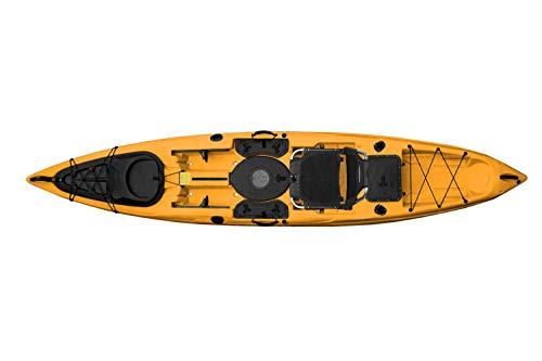 Stealth-14 Fishing Kayak by Malibu