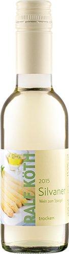 Wein & Secco Köth 2019 Silvaner, QbA trocken - Wein zum Spargel (0.25 l)