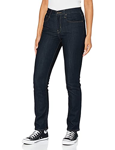 Levi's 724 High Rise Straight Vaqueros, To The Nine, 29W / 32L para Mujer