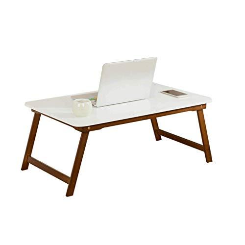 DBL Table pliante, Table pour ordinateur portable, Table de nuit, Bureau, Table à manger, Bureau, Multifonction, Canapé, Extérieur, Terrasse, Poids 75KG Table pliable