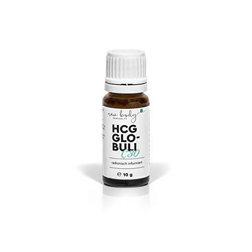 new body® HCG Globuli für ihre 21 Tage Stoffwechselkur - 100% hormonfreie HCG C30 Globulis - Perfekt für HCG Diät und HCG Kur - Qualität aus Deutschland