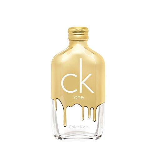 Calvin Klein CK ONE GOLD Unisex Eau de Toilette, 100 ml