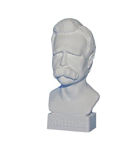 gipsnich Büste Nietzsche, Friedrich
