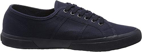 Superga 2750 Cotu Classic Mono, Unisex-Erwachsene Sneaker, Blau (C43), 44.5 EU (10 UK)