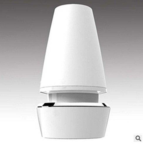 Lampes de bureau Lampe de Table Appuyez sur la lampe de décoloration coloré recharge USB lumière de nuit LED , white