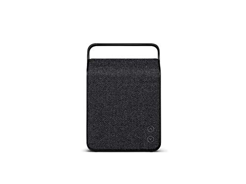 Vifa Oslo - Bluetooth Speaker| Nordic Design | Perfect Portable Wireless Speaker for Apple iPhone iOS and Samsung Android - Slate Black