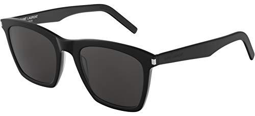 Sonnenbrillen Saint Laurent SL 281 SLIM Black/Grey 52/21/150 Herren