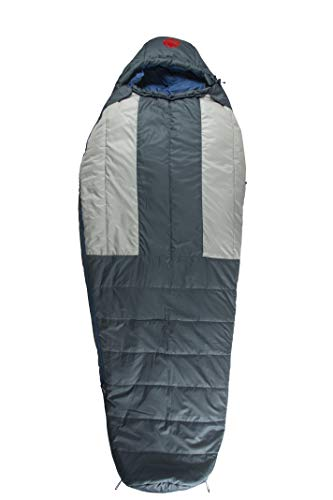 OmniCore Designs Multi Down Mummy Sleeping Bag -10°F / -23.3℃ with Compression Stuff Sack and...