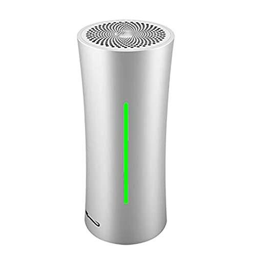 Wlucky Bluetooth Speaker, Wireless Mini Speaker, with Customized Bass Radiator, 6000Ma Battery, with Travel Bag