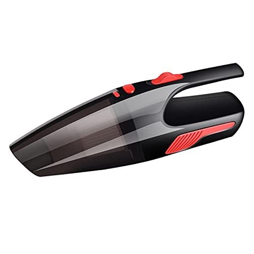 Portátil Ligero Limpiador de aspiradora portátil Aspiradora de mano para aspiradora de automóviles Aspirador automático Limpiadores de vacío Mojado Coche seco Aspirador 12V para el hogar, el coche y l