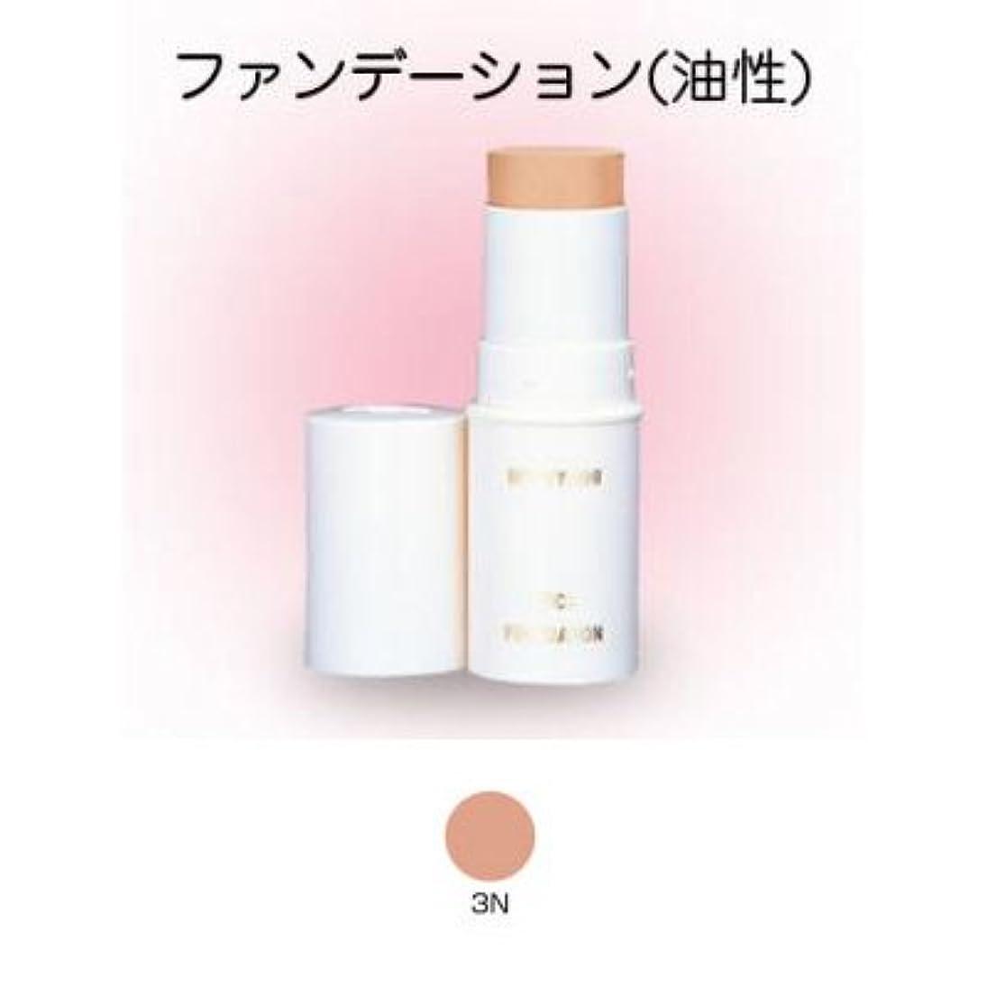 貫通独特の材料スティックファンデーション 16g 3N 【三善】