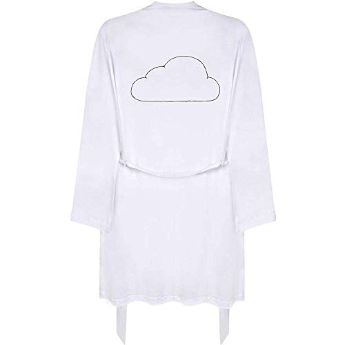 Azeeda Klein 'Wolke' Erwachsene Dressing Robe / Kleid (RO00020740)