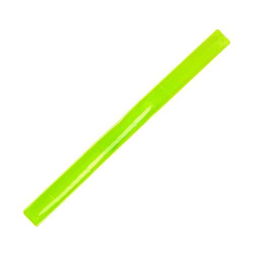 Blau Grau Grün Reflektierende Armbinde, Sicherheitswarnstreifen Für Laufen/Reiten, Handgelenk/Knöchel/Manschette,Grün