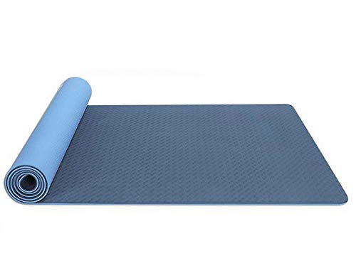 Tappetini da Ginnastica, tappetini da Yoga, Fitness antiscivolo Pilates e cinghie da Ginnastica Home Fitness