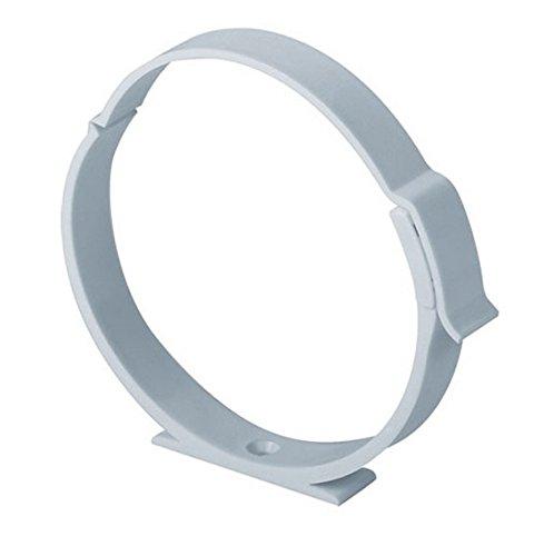 "Conducto de tubo de 150mm/6\""conducto abrazadera de tubo soporte de Clip Flexible manguera de ventilación redonda banda ko150–28"