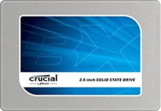 "(OLD MODEL) Crucial BX100 250GB SATA 2.5"" 7mm (with 9.5mm adapter) Internal Solid State Drive - CT250BX100SSD1"