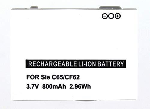 Akku kompatibel mit Siemens EBA-760 | 3.7 Volt | 600 mAh | 2.22 Wh Li-Ion Akku