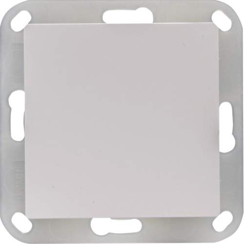OPUS® 55 Blindabdeckung mit Kunststofftragring Farbe polarweiß