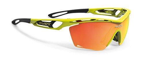 Rudy Project Gafas de Sol TRALYX SLIM SP 46 YELLOW FLUO...