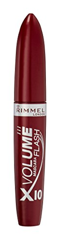 Rimmel London Rimmel Volume Flash X10 Mascara 01 Black, 8 ml