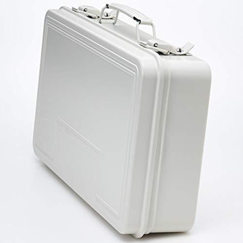 無印良品スチール工具箱3約幅38×奥行23×高さ10cm37845947