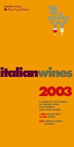 Italian Wines 2003