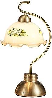 Lampe de Table Lampe de Table, Table de Chevet Simple Chambre, Salon, Lampe de Table rétro dortoir (Taille:b)