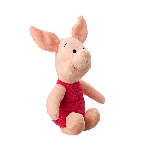 Disney Piglet Plush - Winnie The Pooh - Mini Bean Bag Multi