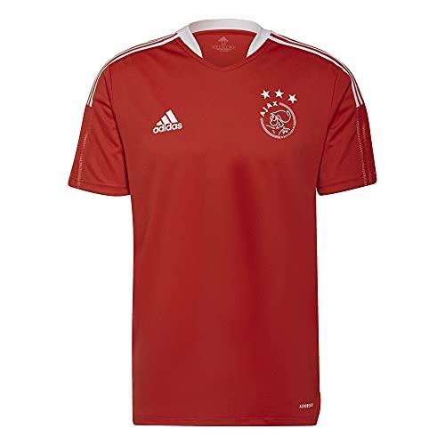adidas Ajax Amsterdam Training Trikot (XL, red)