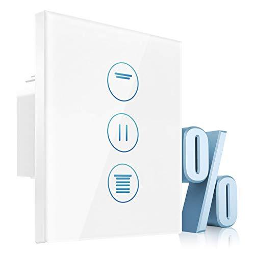 [Función de porcentaje] Interruptor Persiana Wifi Cuarta...