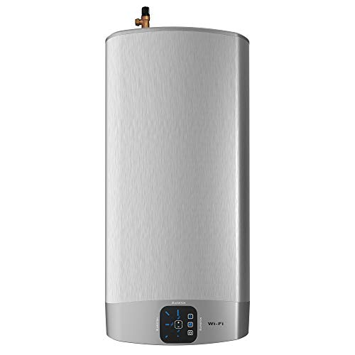 Ariston VELIS EVO Wi-Fi 80 L Electric Storage Water Heater, Inclusive Of Unvented Kit, B Class Erp Rating, Twin Tank Technology, Aqua Ariston Net App- 3626308.