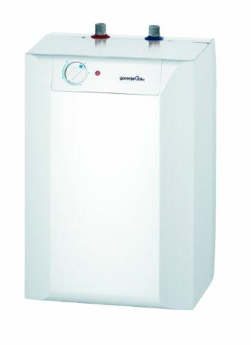 respekta Gorenje Untertischspeicher Untertischgerät Untertisch Warmwasserspeicher Boiler 10 Liter EKW10U