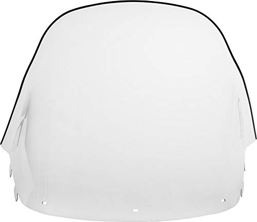 Polaris Windshield Indy 500 (Evolved Hood) Std. 1994-1999 20 Clear Snowmobile Part# 40-1242 OEM# 5431465, 5431590