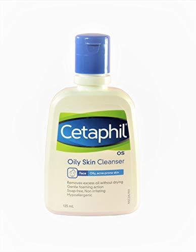 Cetaphil Oily Skin Cleanser, 125ml
