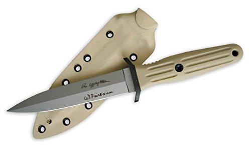 Böker Applegate-Fairbairn Desert Feststehendes Messer