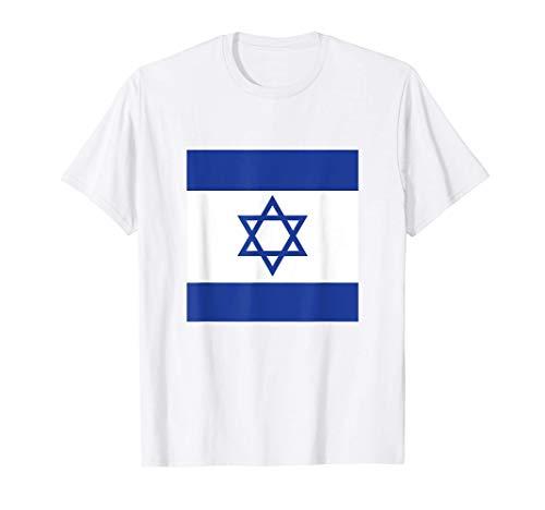 Israel Flagge, Flagge Israels, Israelische Flagge, Fahne T-Shirt