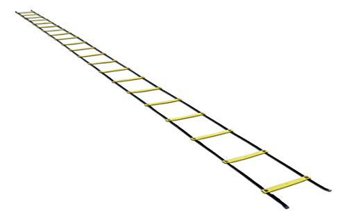 Rutschfeste Koordinationsleiter ANTI SKID - 9 Meter