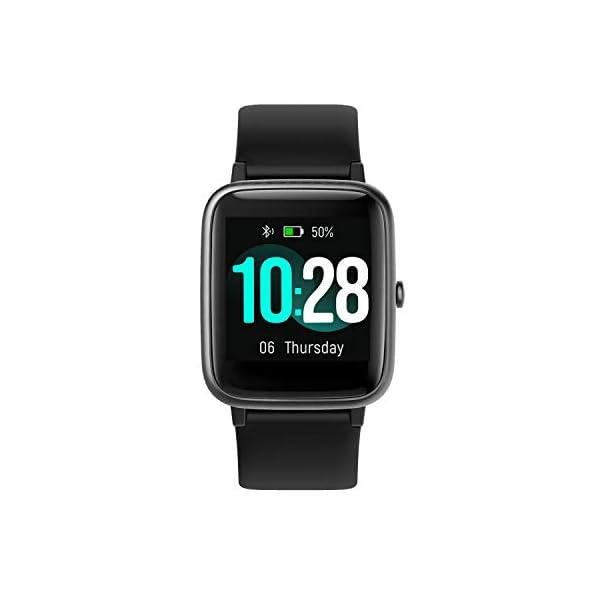 Reloj Inteligente Mujer,Smartwatch Hombre Impermeable IP68 Pulsera Actividad 1.3 Pulgada con Monitor de Ritmo cardíaco… 5