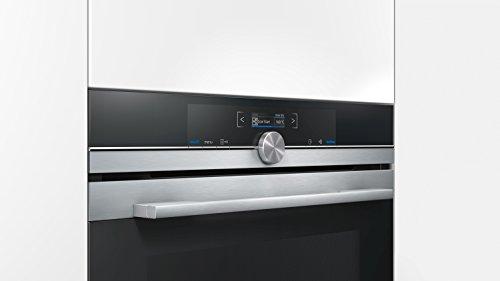Siemens HB673GBS1 - Horno (Medio, Horno eléctrico, 71 L, 3650 W, 71 L, 3650 W)
