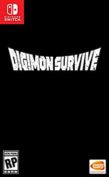 Game - Nintendo Switch Digimon Survive(TBD) Book