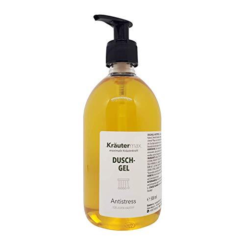Kräutermax Anti Stress Duschgel 1 x 500 ml für jeden Hauttyp