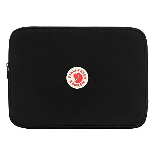 Fjällräven Kånken Laptop Case 13 Umhängetasche, 34 cm, Black