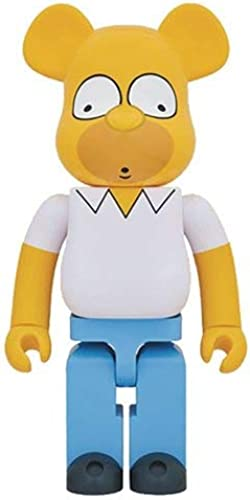 400% Bearbrick Homer (The Simpsons)
