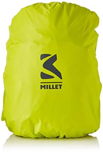 MILLET - Rain Cover M - Coprizaino impermeabile - Per zaini da 20 a 30 L - Trekking, Hiking - Giallo