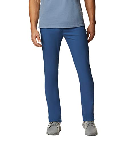 Mountain Hardwear Men's AP-5 Pant - Better Blue - 42W x 32L